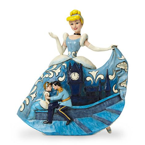 Cinderella ''Fairytale Ending'' Figure by Jim Shore | Disney Store