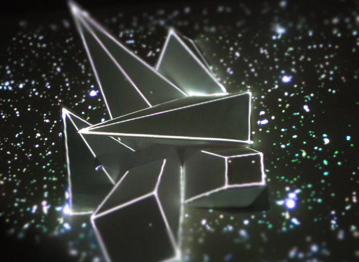 ASTRO. Video Mapping : Tony Raya