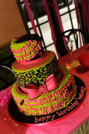 Betsey Johnson's 70th birthday cake from Carlos Bakery - Buddy Cake boss TLC NJ *awesome cake for an awesome designer by an awesome cake decorator. Lots of awesome in this cake!*