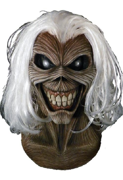 Trick Or Treat Iron Maiden Killers Music Band Halloween Costume Mask
