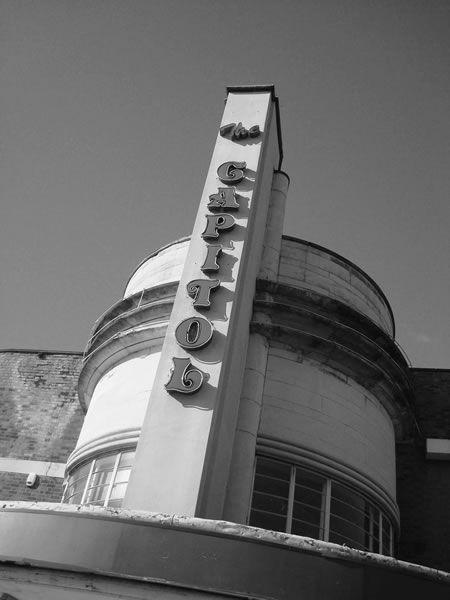 capital cinema, Radford boulevard