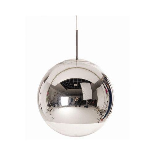Lucretia Lighting Replica Tom Dixon Mirror Ball Pendant