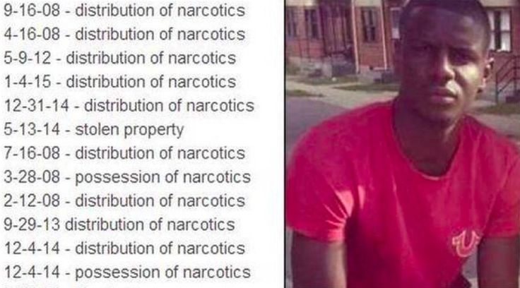 FREDDY GRAY'S ARREST RECORD: Here's The Rap Sheet Of The Dude They're Destroying Baltimore Over