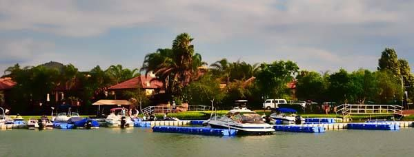The Pecanwood Boat Club facility has attracted more active members among Pecanwood residents.