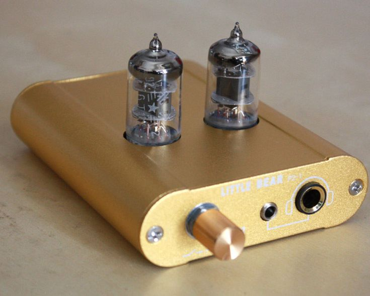 How is this headphone amplifier design.Actually it's tube buffer   amplifier work model.both function is alone, the music input to 6J1 tube buffer preamp and output to daul NE5532(TI)(each chip for each channel) amplifier part, after music output to your headphone.   eBay!