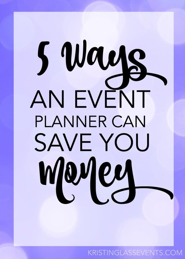 Hiring a planner can seem like an expensive step when putting together your big event, but I promise it doesn't have to be that way. You hire professional help in so many other areas of your life, from bankers to lawyers to electricians to carpenters and everything in between. Why should your big, one-shot event be any different? And not just that, but hiring an event planner can actually save your cash all while making sure everything goes as smoothly as possible. How, you ask? Keep…