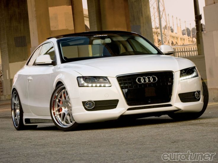 2009 Audi A5 Quattro - Five Star - Eurotuner Magazine