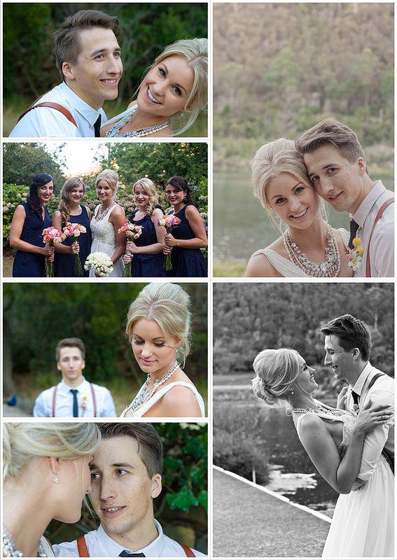 Wedding, Cataract Gorge, Launceston Tasmania #launceston #tasmania #wedding