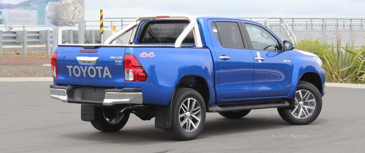 mountain top sports bar hilux - Google Search