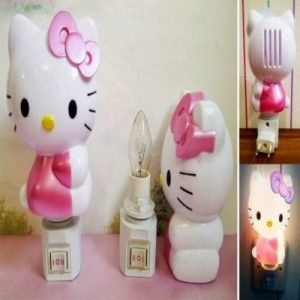LAMPU COLOK HELLO KITTY visit us for detail . . grosirproductchina