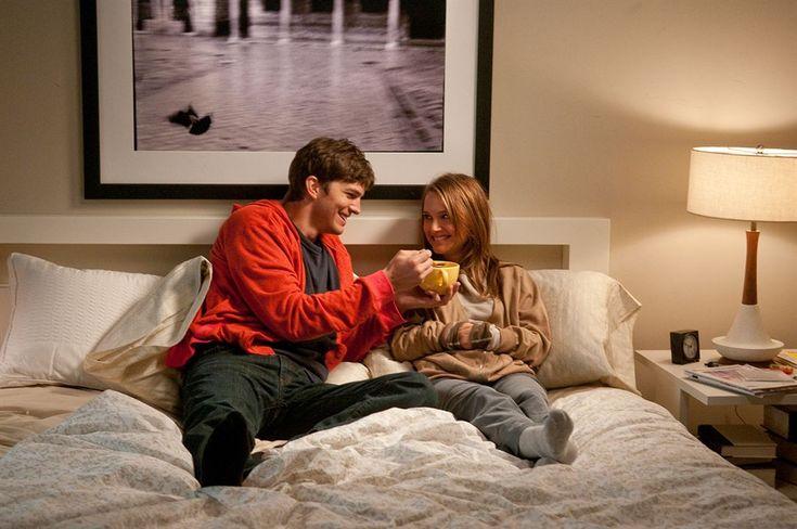 Sex Friends : Photo Ashton Kutcher, Ivan Reitman, Natalie Portman