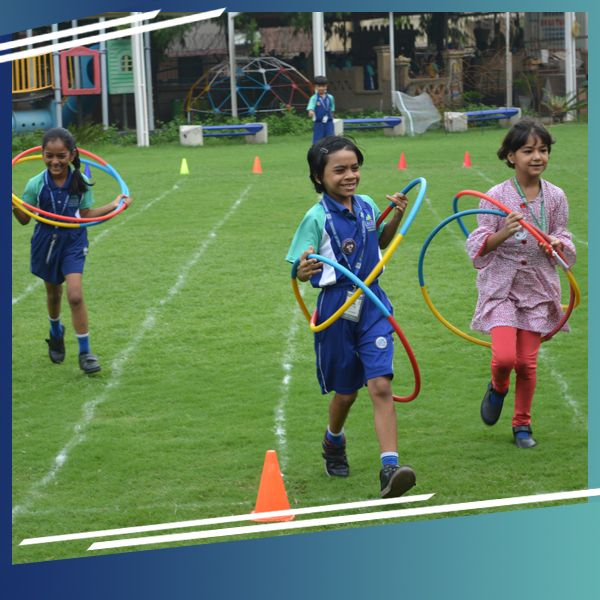 #KPS celebrated #NationalSportsDay today with students participating in various sporting events like running, relay and pyramid. #KPS pays tributes to the exemplary #MajorDhyanChand, whose legendary sporting skills did wonders for Indian hockey. #kps #school #education #Nationalsportsday #edtech