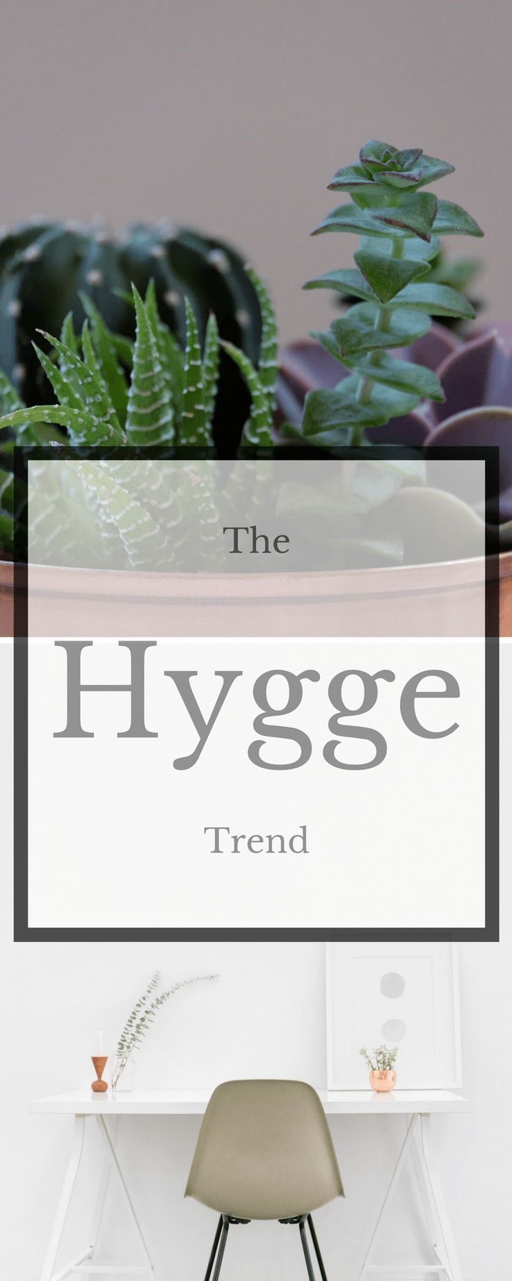 Copper And Plants For The Home - The 'Hygge' Trend | Hygge