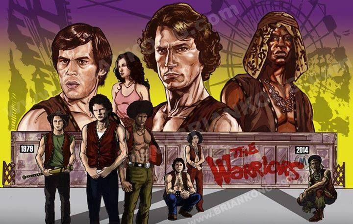 The Warriors!