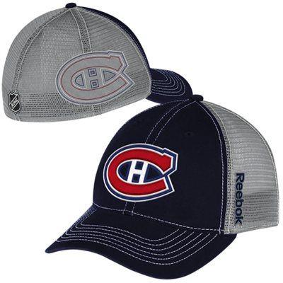 Reebok Montreal Canadiens Team Mesh Back Flex Hat #canadiens #habs #nhl