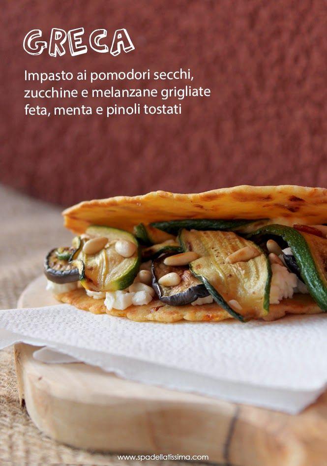 La Piadina romagnola senza glutine. http://www.spadellatissima.com/2014/06/la-piadina-romagnola-senza-glutine.html