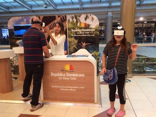 República Dominicana presenta una experiencia de realidad virtual en 360 en el shopping Paseo Alcorta   El Ministerio de Turismo del destino top del Caribe realiza una estrategia promocional con realidad virtual en Buenos Aires hasta el 3 de marzo.  Hasta el 3 de marzo el Ministerio de Turismo de República Dominicana (MITUR) ofrece vivir el destino top del Caribe en 360 en un stand ubicado en el patio de comidas del shopping Paseo Alcorta en Buenos Aires. República Dominicana pionera en la…