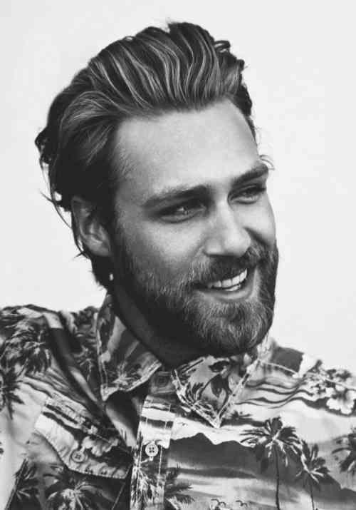 17 best ideas about Cheveux Mi Long Homme on Pinterest   Coupes de ...