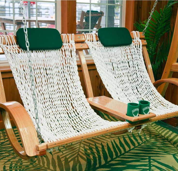 Awesome Porch Swings Design Ideas ~ http://www.lookmyhomes.com/enjoy-the-warmth-of-the-family-along-with-porch-swings/