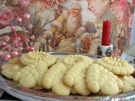 Wilton Butter Press Cookies