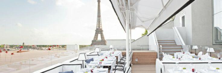 Maison Blanche - Designer's Restaurants 15, avenue Montaigne - Paris 8éme