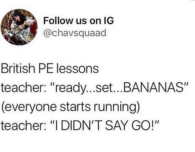 Classic Growingupbritish Memes Britishmemes Schoolmemes