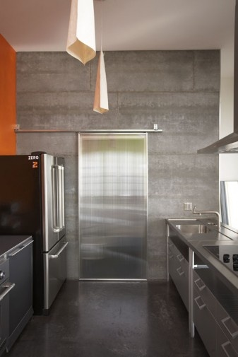 25 best ideas about cement walls on pinterest cool - Painting interior concrete walls ...