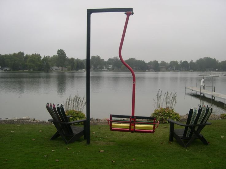 Ski Lift Swing : Best images about chair lift on pinterest chairs