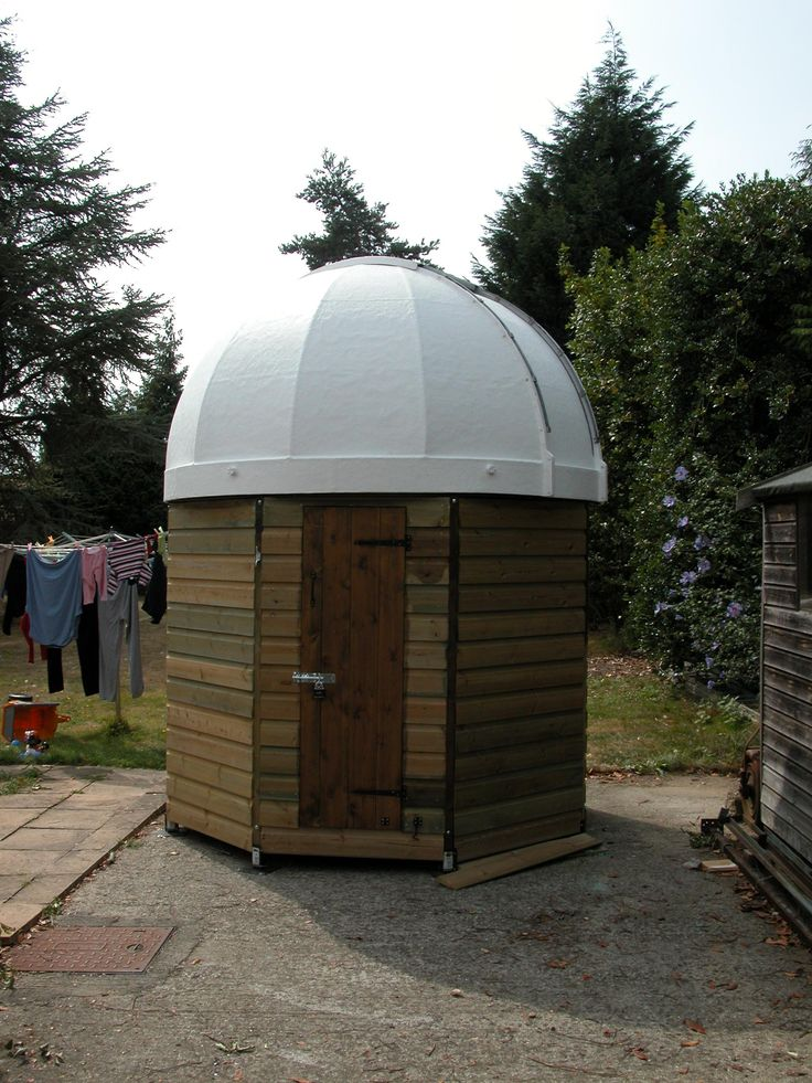 backyard astronomy domes - photo #38