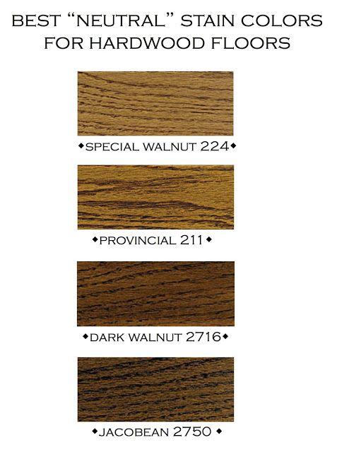 design dump: hardwood stain options: votes!