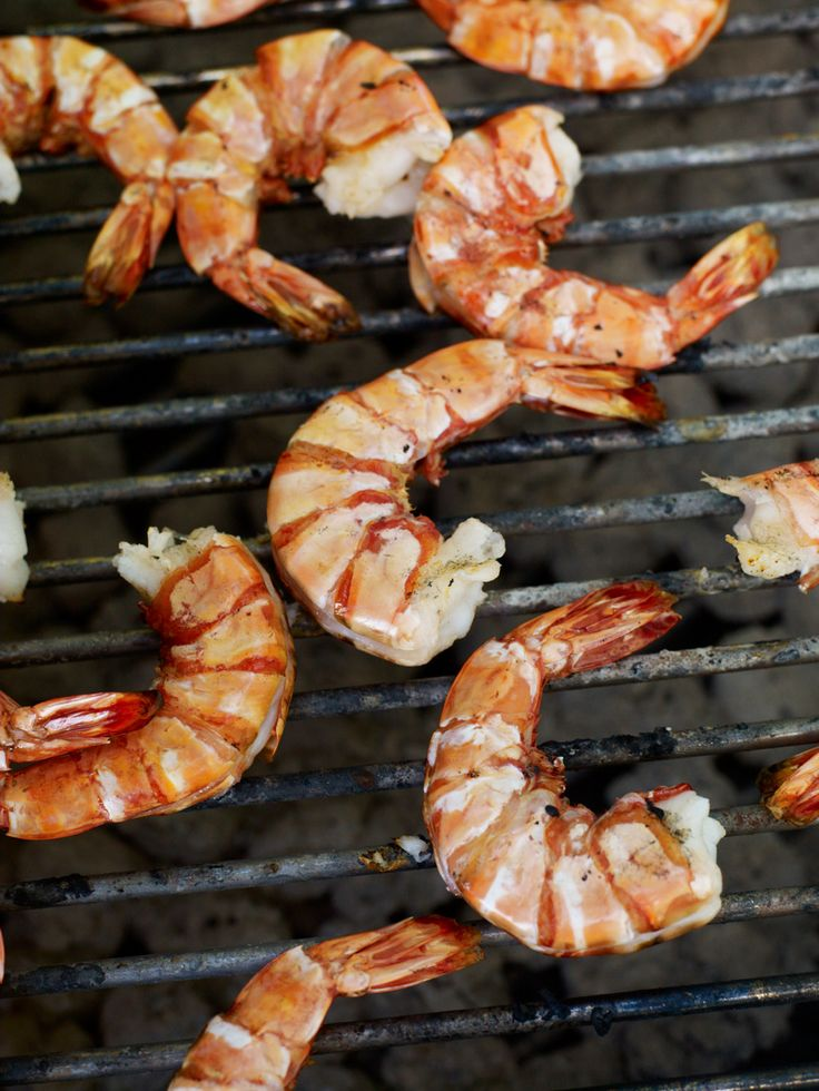 Grilled Shrimp Cocktail | Grilling, Smoking recipes and ...