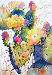 Mary Shepard - Work Detail: CACTUS CHEER
