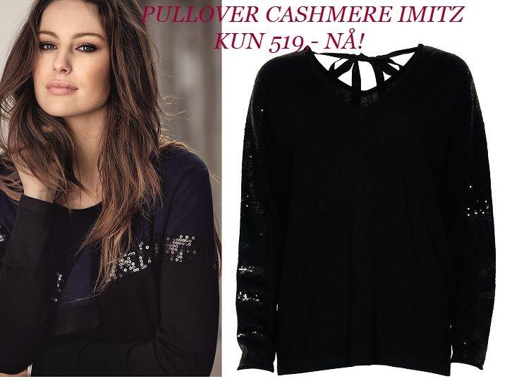 Klikk her --> http://www.kvinnemote.no/produkt/vintermote/pullover-cashmere-imitz-2636-00-8365 <3