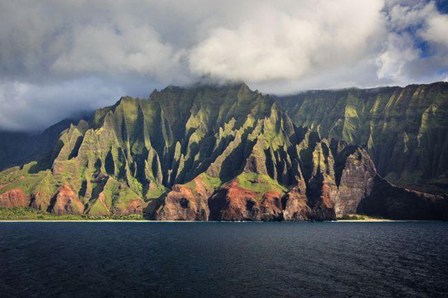 Parque Estadual Na Pali Coast (Havaí)