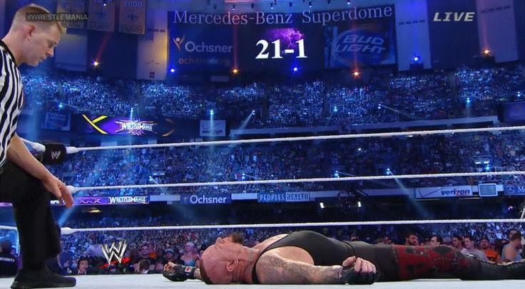 WWE Shocks Us All With The Undertaker Lost, New World Champion Daniel Bryan - http://www.wrestlesite.com/wwe/wwe-shocks-us-undertaker-lost-new-world-champion-daniel-bryan/