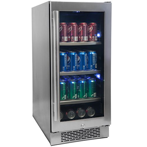 86 Can Built In Beverage Cooler Coolers Tops And Shops