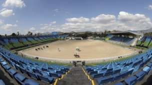 Olympic Equestrian Centre