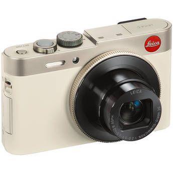 Leica C Digital Camera (Light Gold) 18485 B&H Photo Video