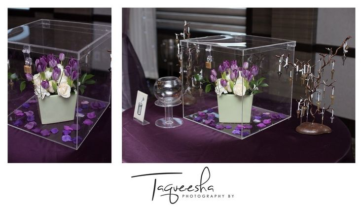 Kamloops wedding photographer, Unlock the box and win the flowers. Alternative to throwing the bouquet.   Photography by Taqueesha