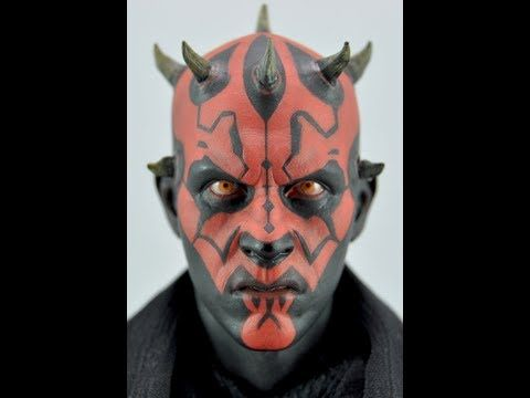 Electrified Porcupine - Toys, Collectibles, Action Figures, Music, WWE, and More!: Darth Maul - Battle On Naboo Sixth Scale Figure by...