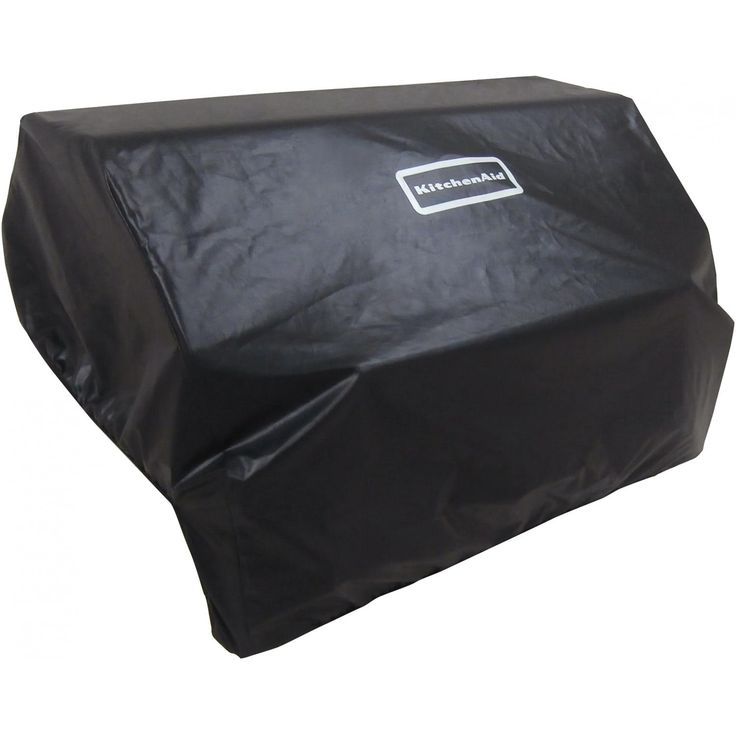 KitchenAid Grill Cover For Built-In Gas Grills Up To 40 Inches - 700-0781 available at BBQ Guys. A grill cover is one of the best ways to...