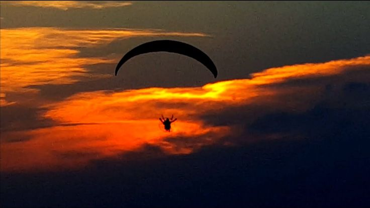 Paragliding and Powered Paragliding