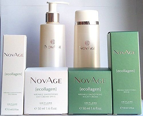 ORIFLAME NovAge Ecollagen 30 Great Set of 6 Products  -- To view further for this item, visit the image link.