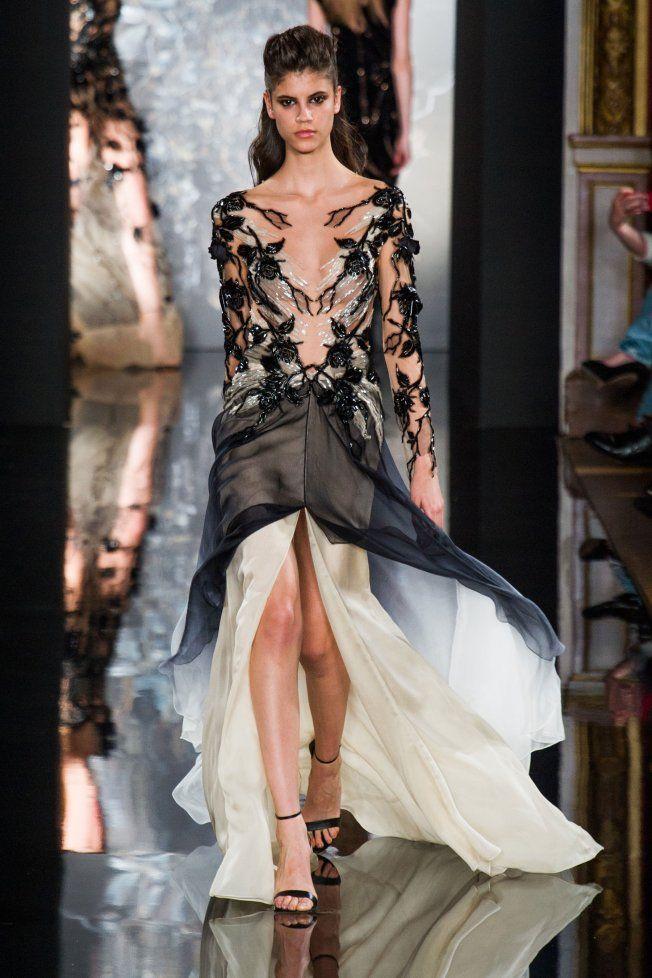 Défilé Valentin Yudashkin automne hiver 2014-15 : Cette robe est d'une beauté... indescriptible ! #PinPFW