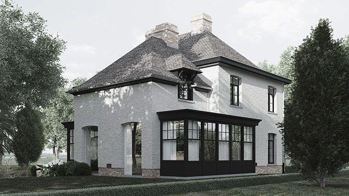 Destelbergen architect weyne jurgen