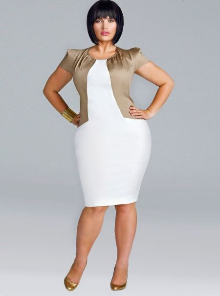 """AVA"" COTTON SATEEN DRESS - TAN/IVORY REGULAR PRICE: $168.00 SPECIAL PRICE: $84.00"