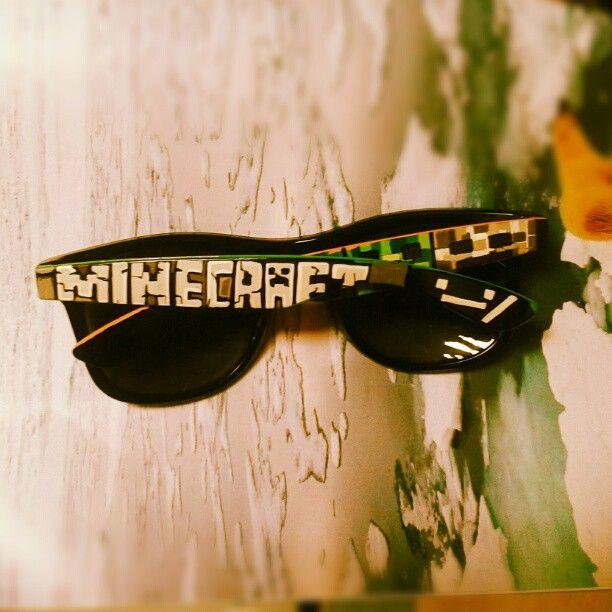 Minecraft sunglasses customization * 3 of today