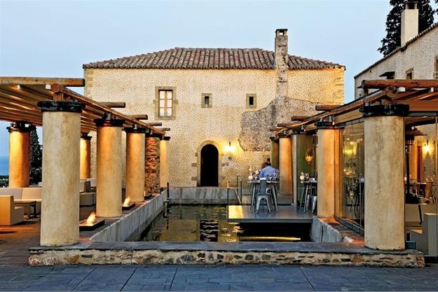 Kinsterna Hotel & Spa in Greece
