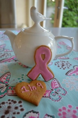 Sugar Cookie Recipe for Cancer Council's Pink Ribbon Day