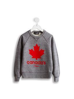 maple leaf sweatshirt